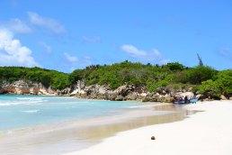 La spiaggia di Macao (Punta Cana).