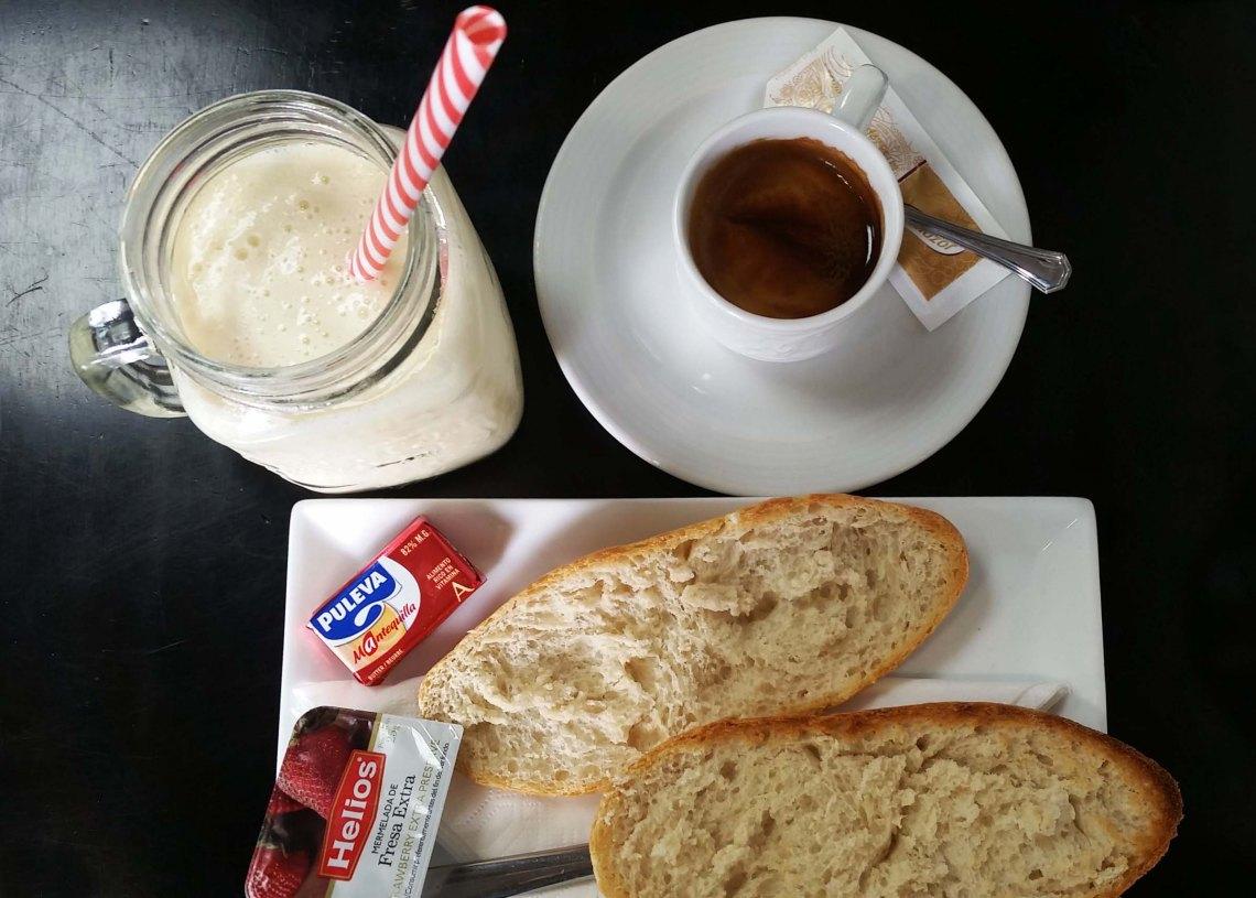 colazione nerja