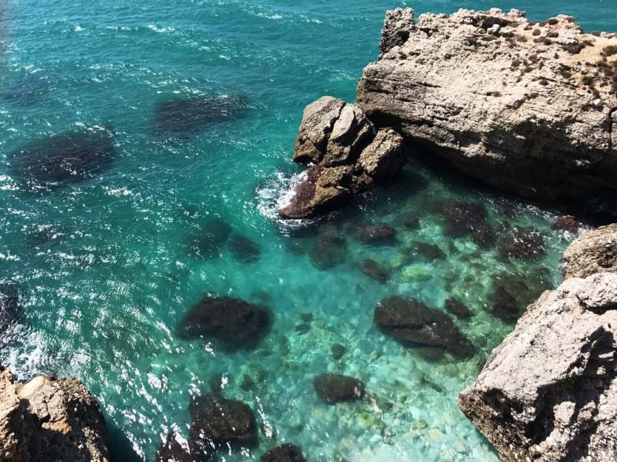 Malaga 2017 - mare nerja modificato